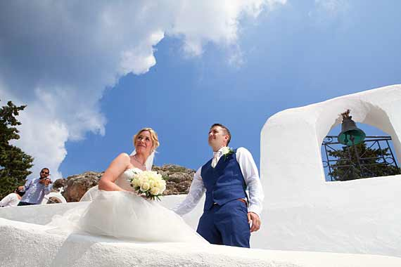 lindos wedding packages